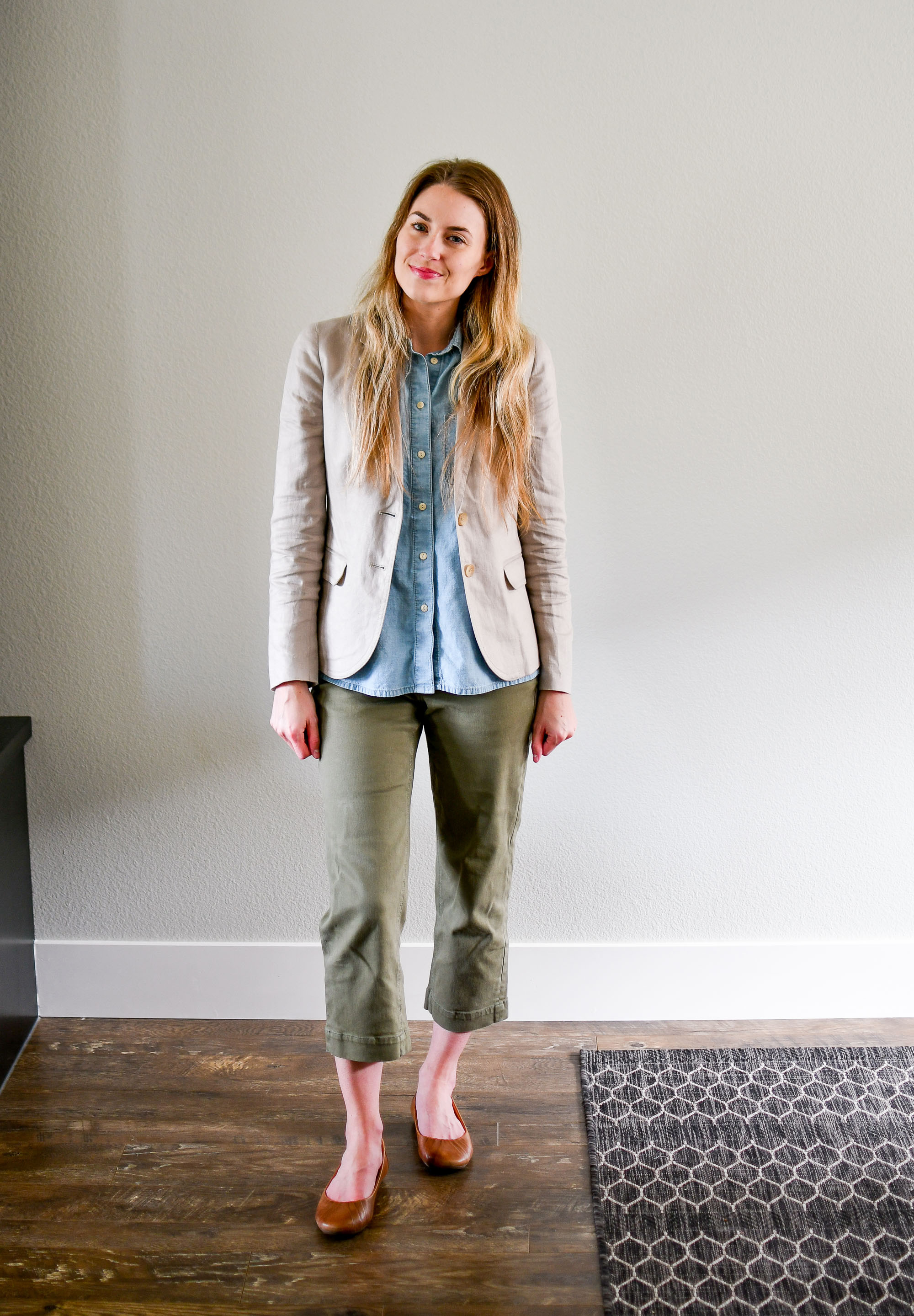 July Style Sudoku: corner 4 outfit — Cotton Cashmere Cat Hair
