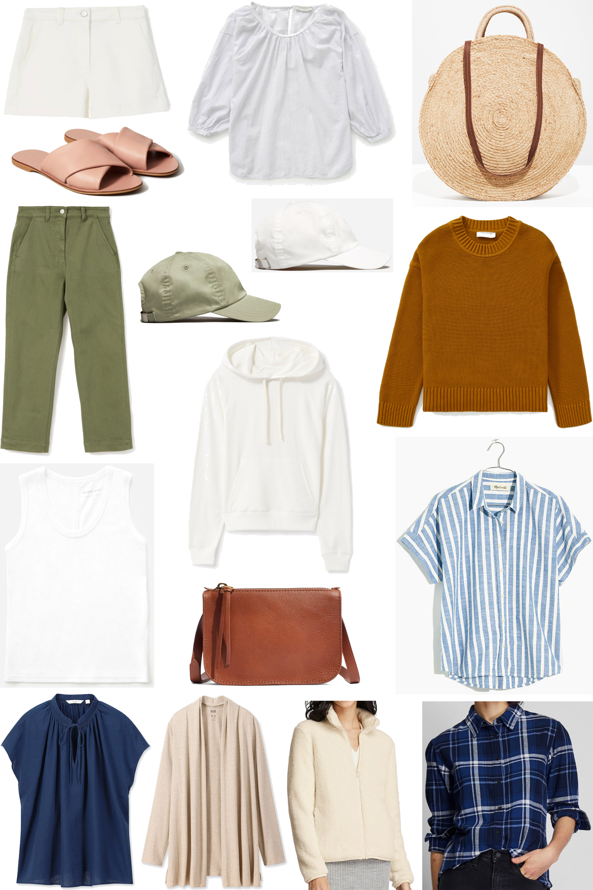 Summer 2019 wardrobe additions — Cotton Cashmere Cat Hair