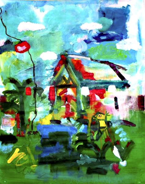 April's House
