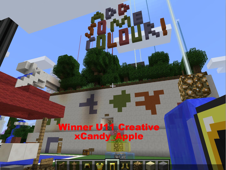 Winner U11 Creative - xCandy_Apple