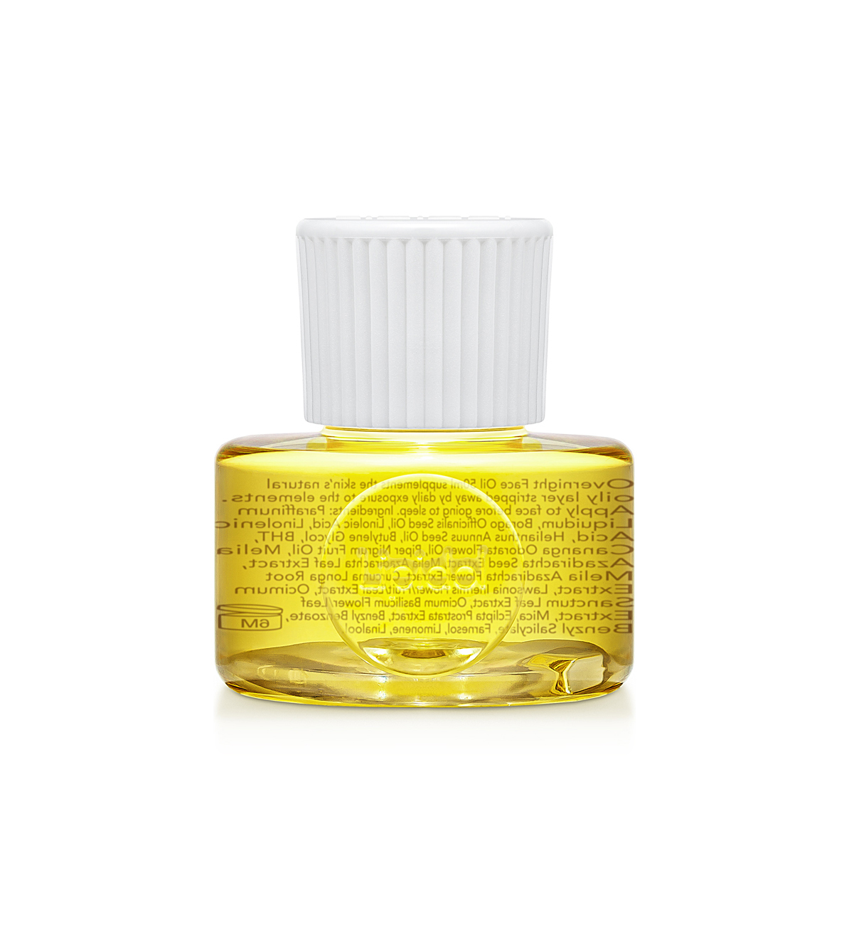 OVERNIGHT FACE OIL   50ml  Supplements the skin's natural oily layer stripped away by daily exposure to the elements.  Apply to face before going to sleep.  Ylang-Ylang and Black Pepper essential oils fragrance.  Suitable for sensitive skin, non-acnegenic.