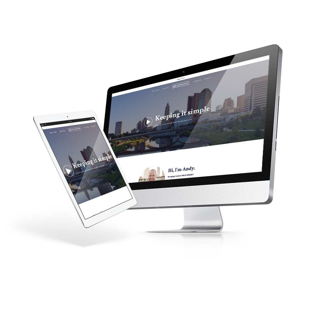 614 Mortgage Group  web