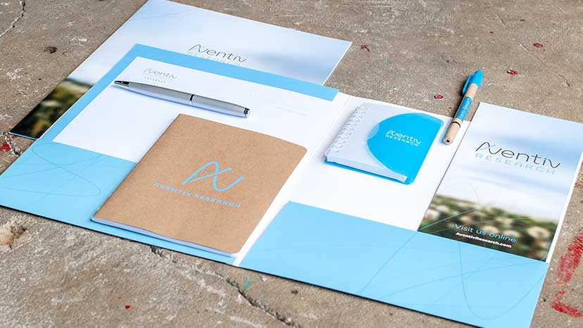 Aventiv Research| print misc identity
