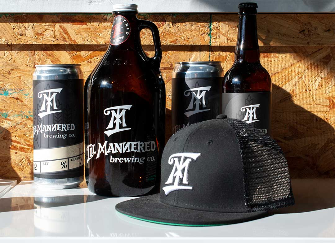 Ill Mannered Brewing| misc identity