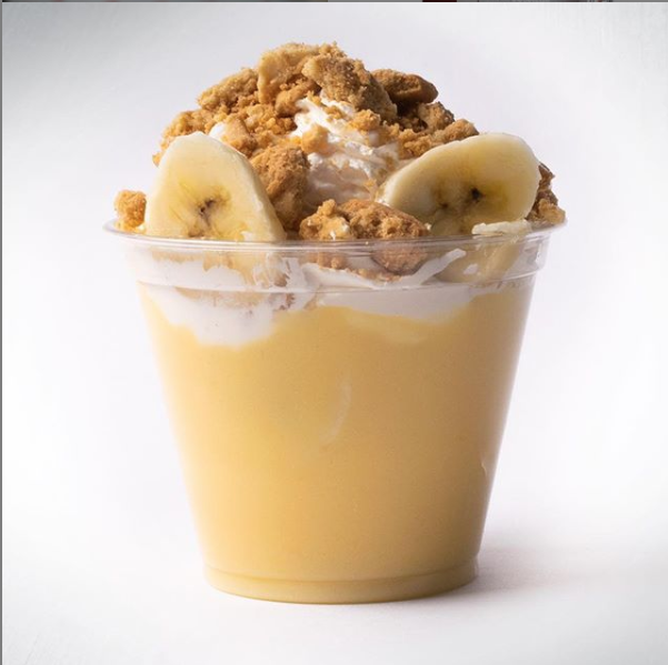 FlyBy's Banana Pudding