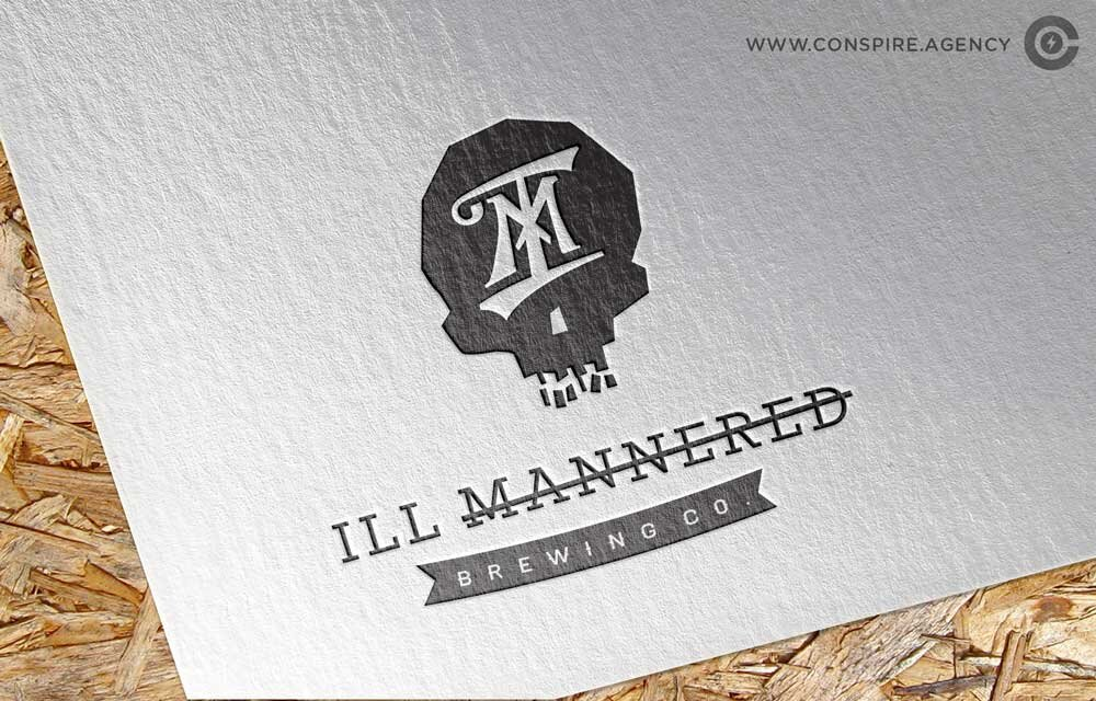 Ill Mannered Beer Co. | identity