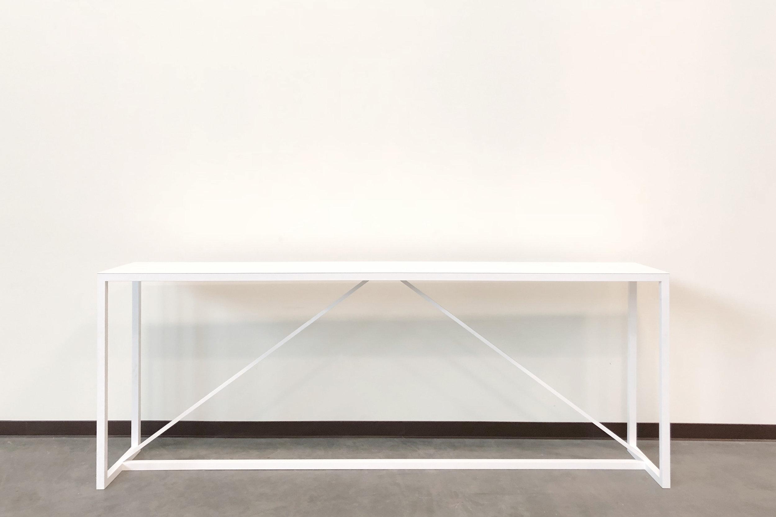 White Bar Table - Jordan Shields.jpg
