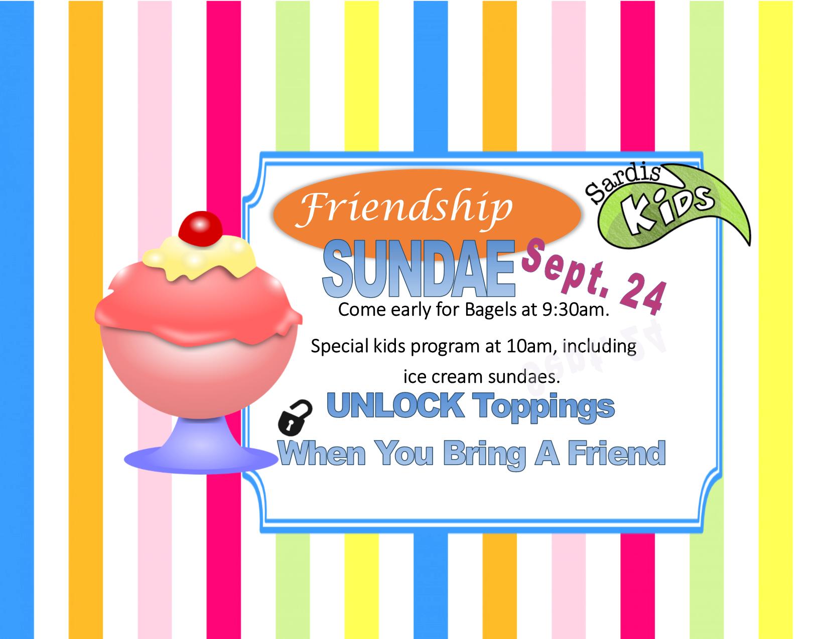 Friendship Sundae 2017 Poster.png