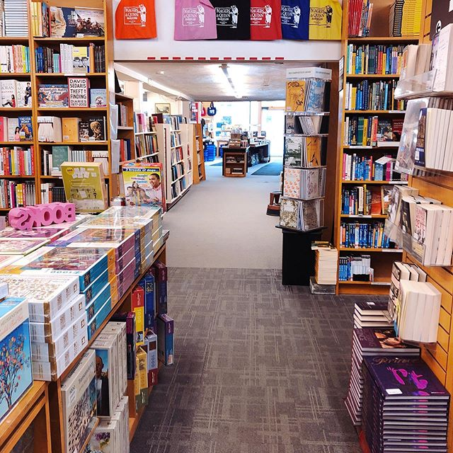 Magers and Quinn Booksellers, Minneapolis, MN
