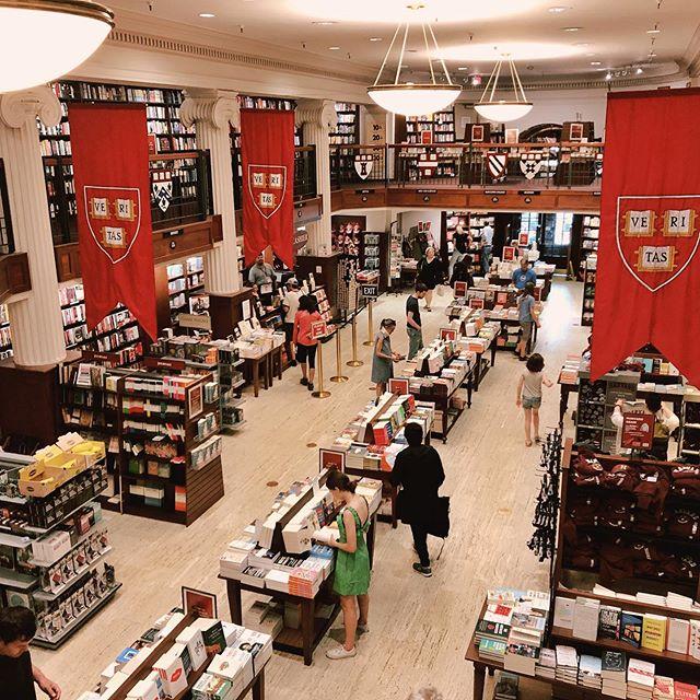 Harvard Coop, Cambridge, MA