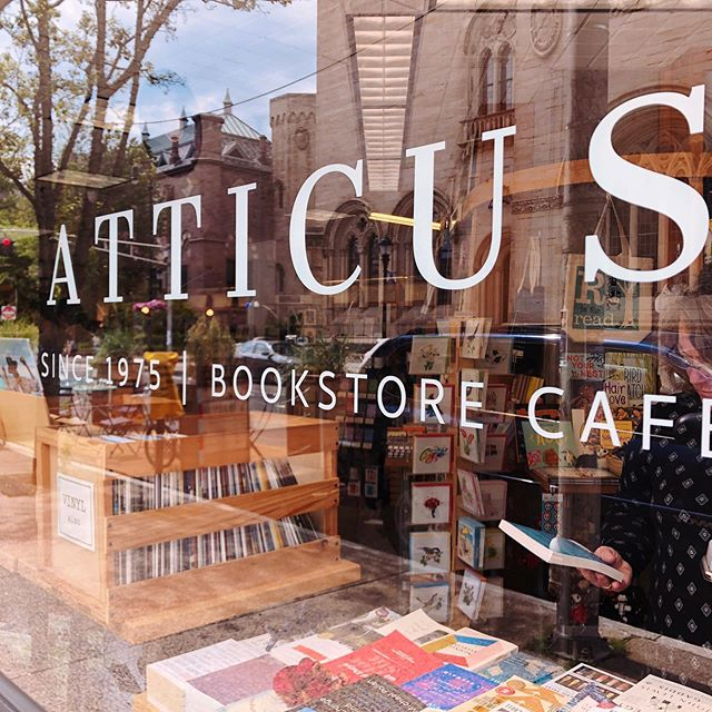 Atticus Bookstore and Cafe, New Haven, CT