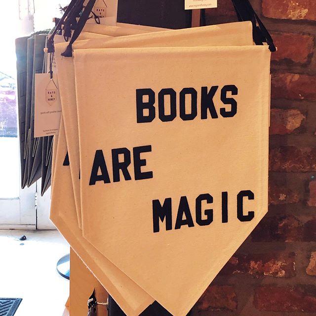 Books are Magic, Brooklyn, NY