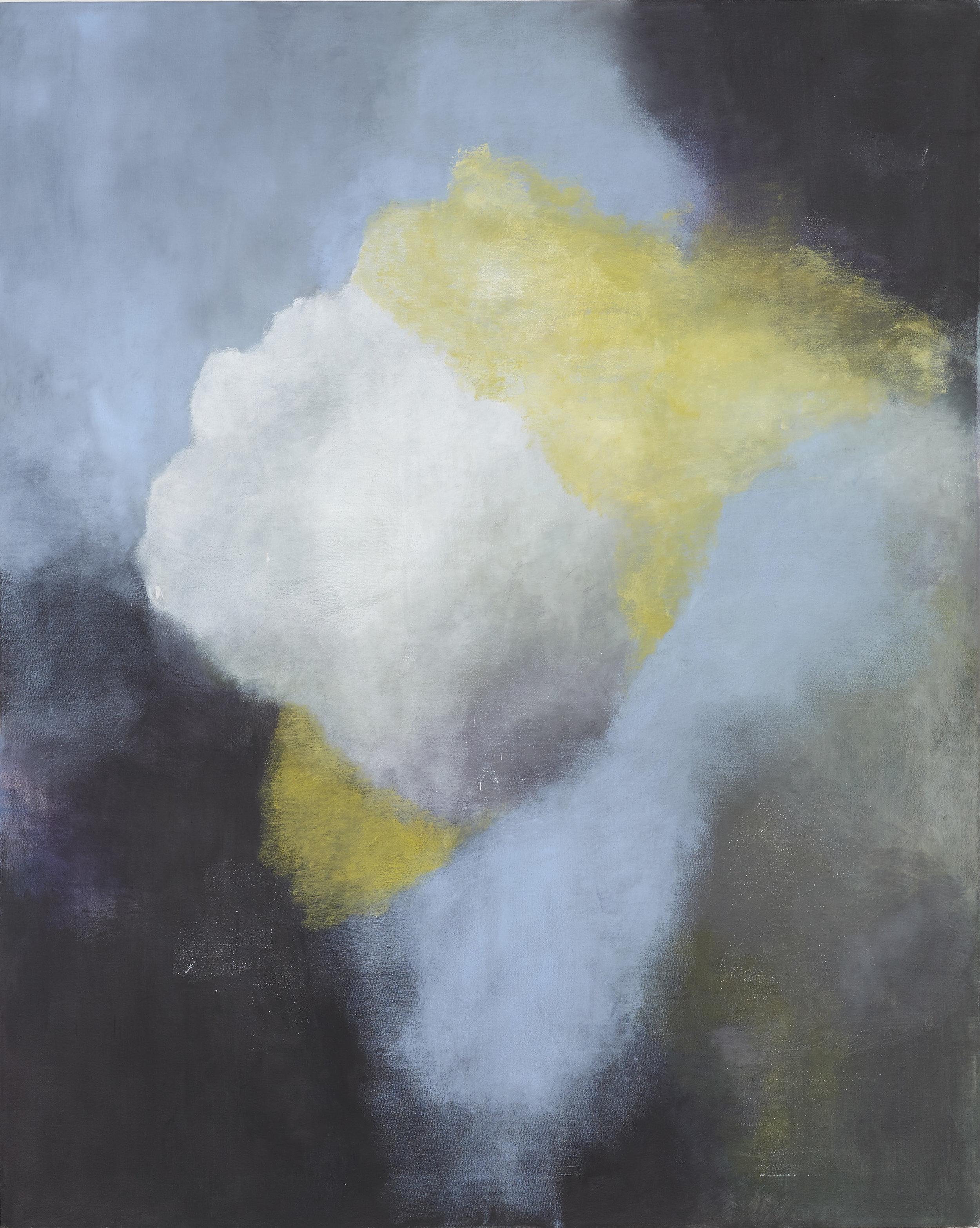 """Fungolo I"" 40""x50"" Oil on Canvas, 2016"