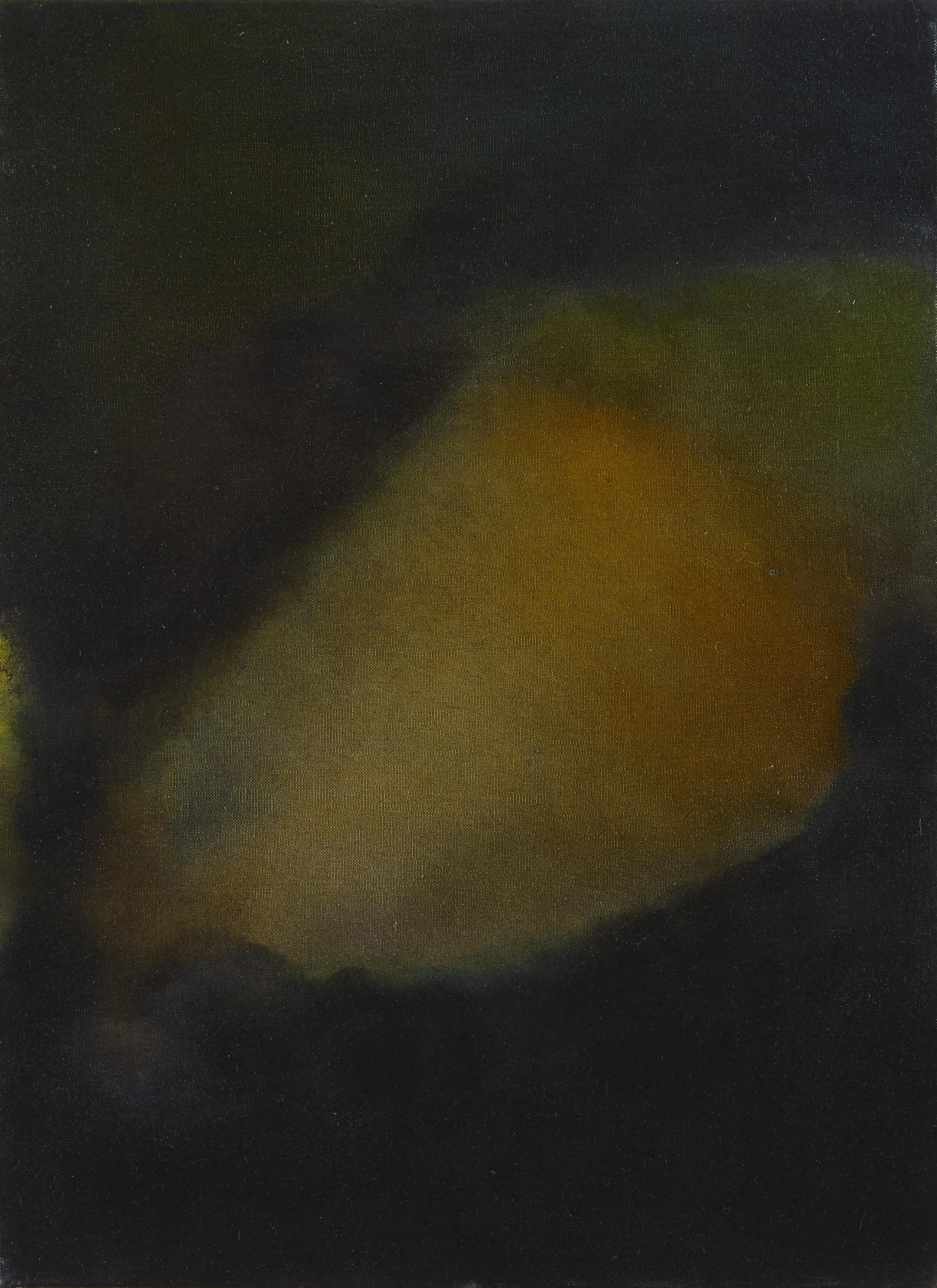 """Untitled Study II"" 16""x12"" Oil on Linen, 2016"