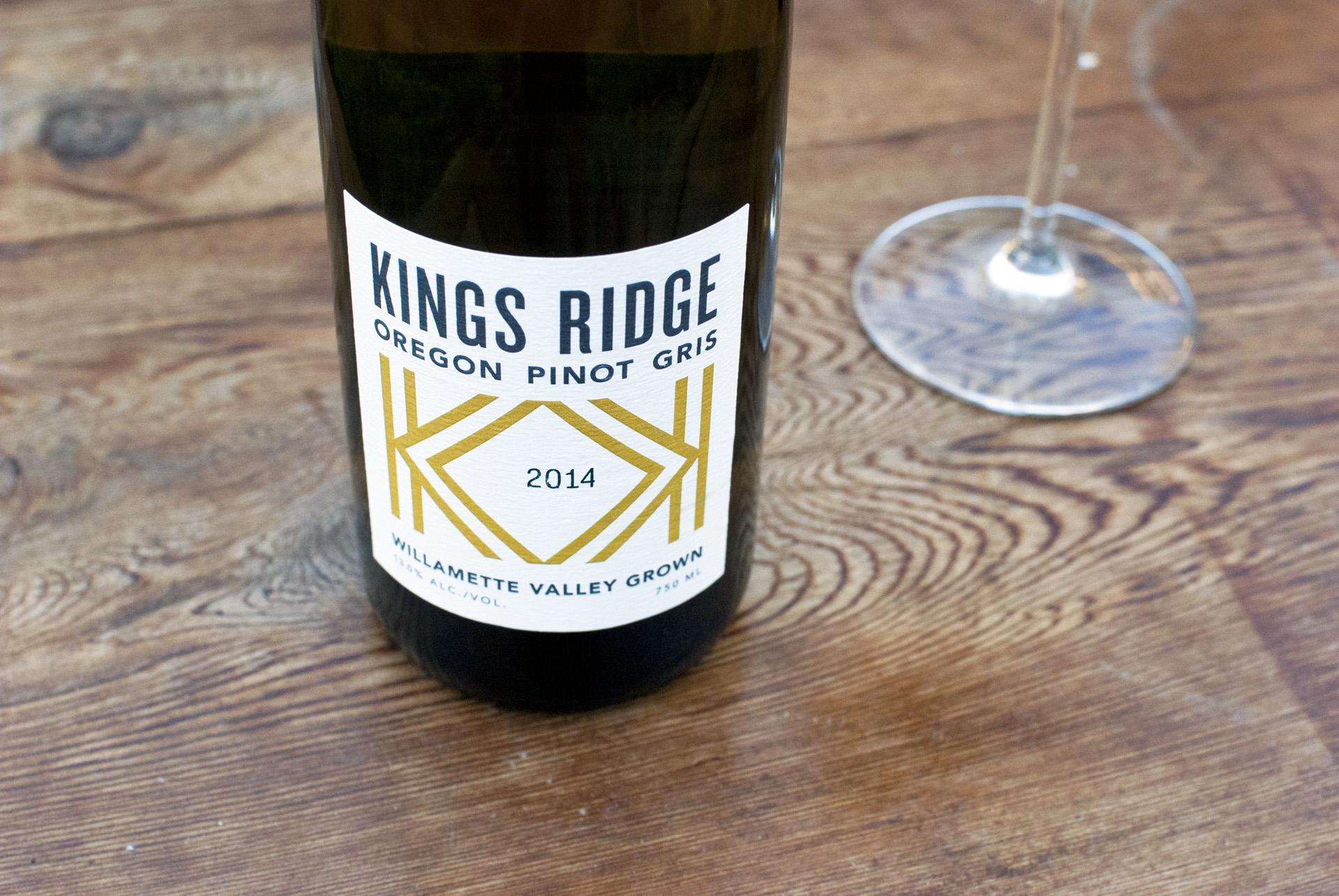 King Ridge Pinot Gris