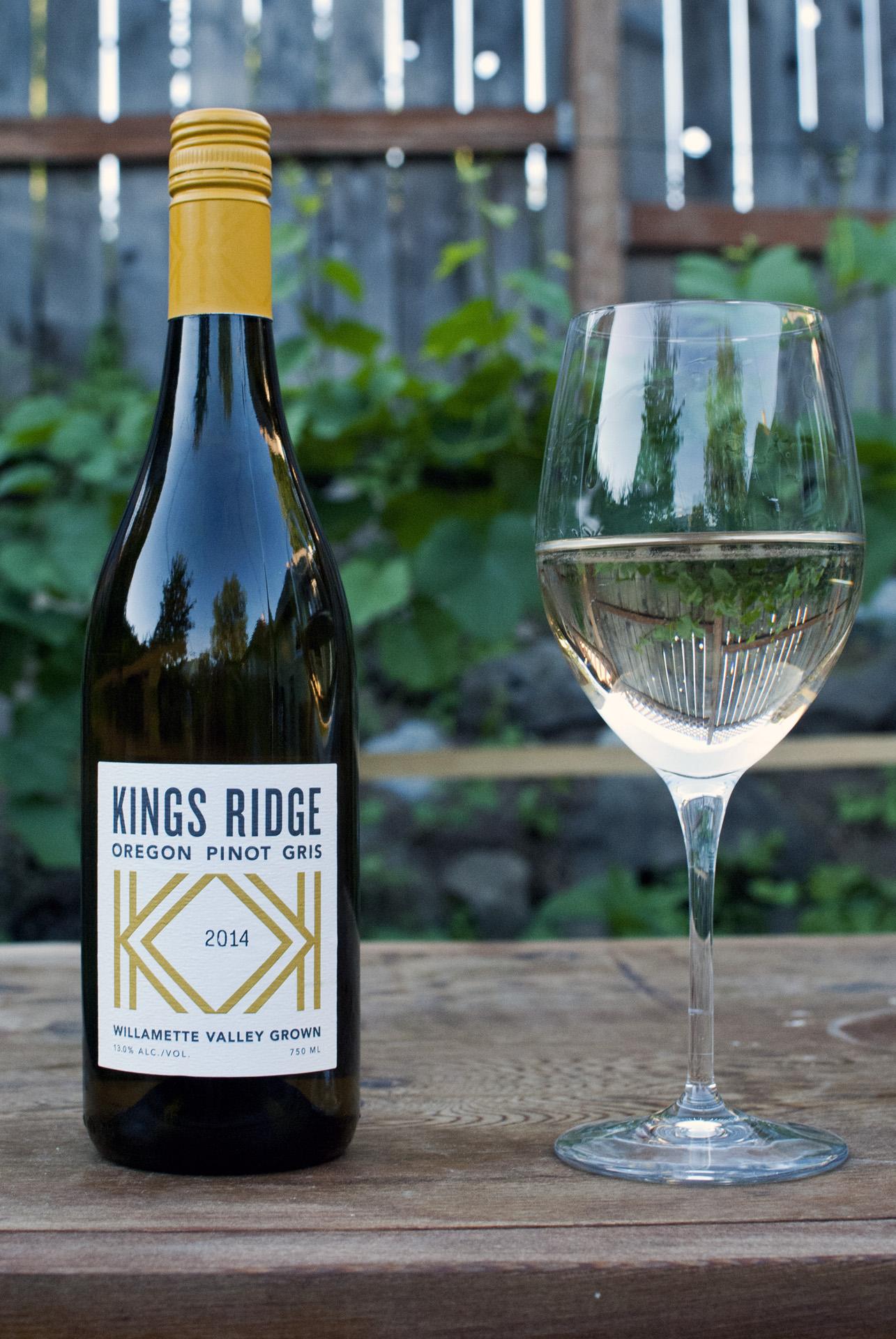 Kings Ridge Pinot Gris