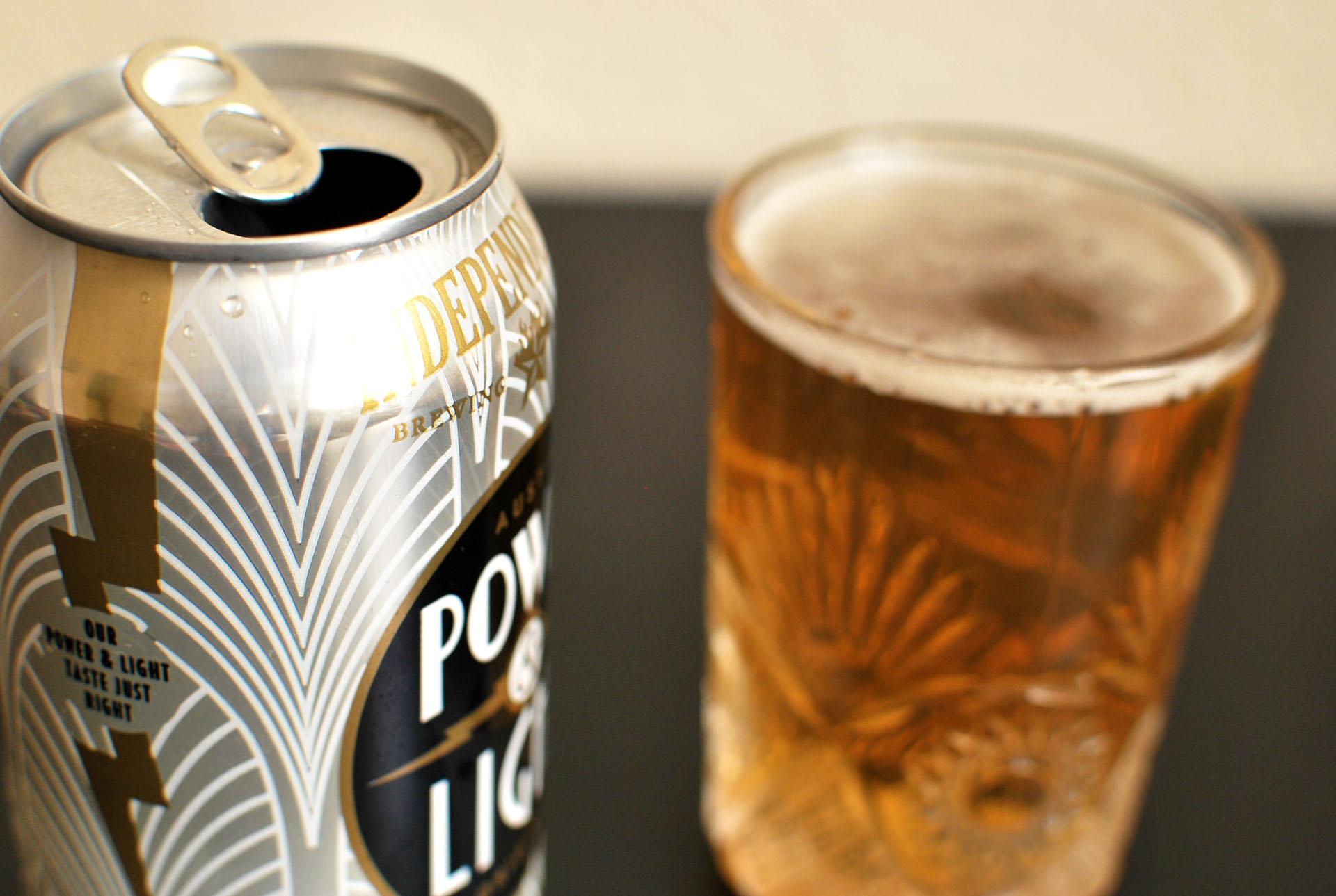 Booze by Design Power & Light