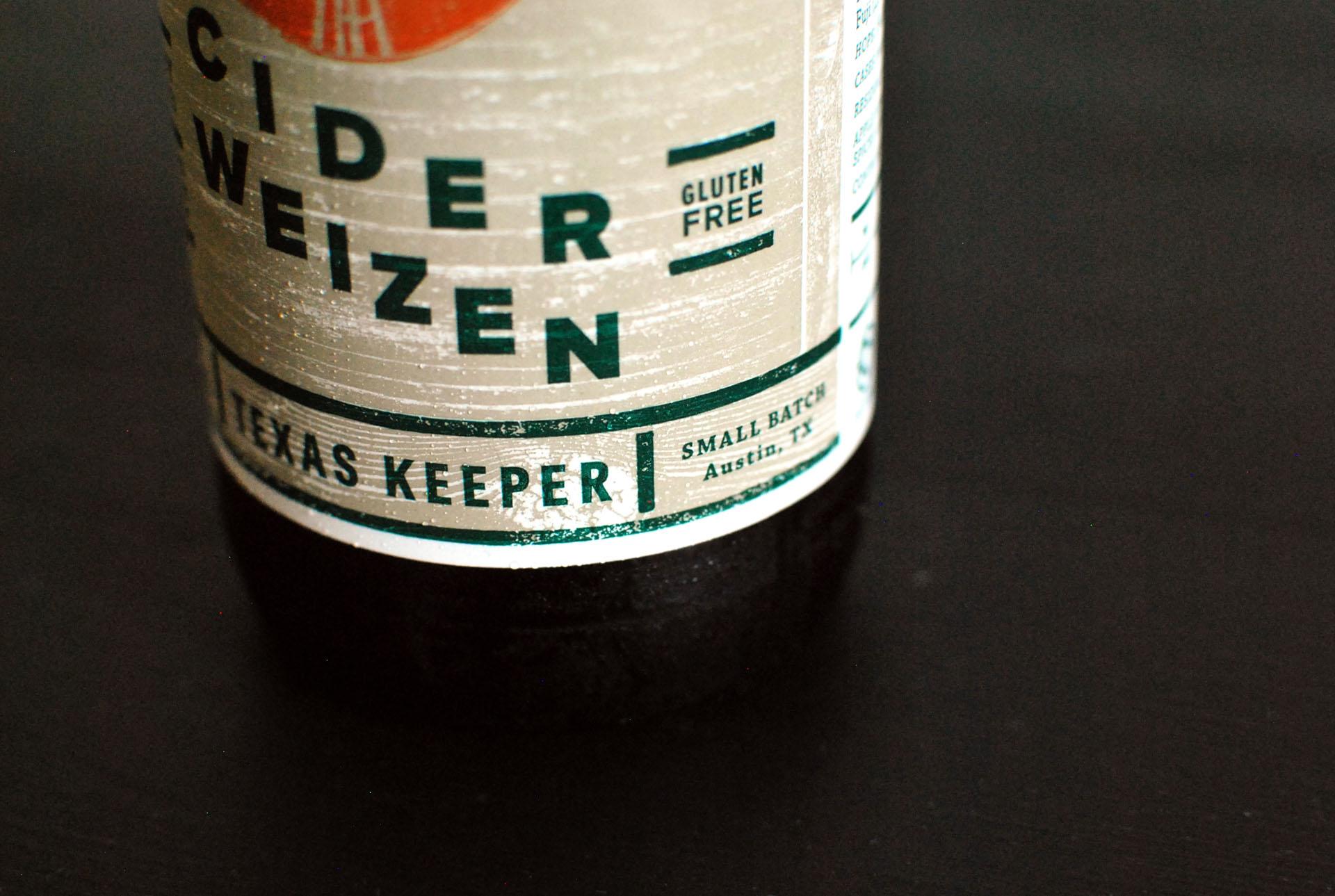 Texas Keeper Cider Weizen