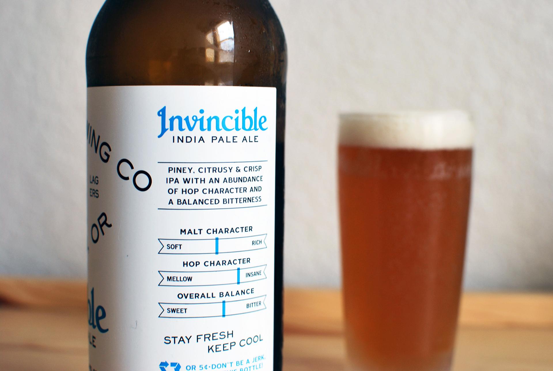 Invincible IPA