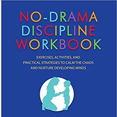 No-Drama Discipline Workbooks by Siegel & Bryson