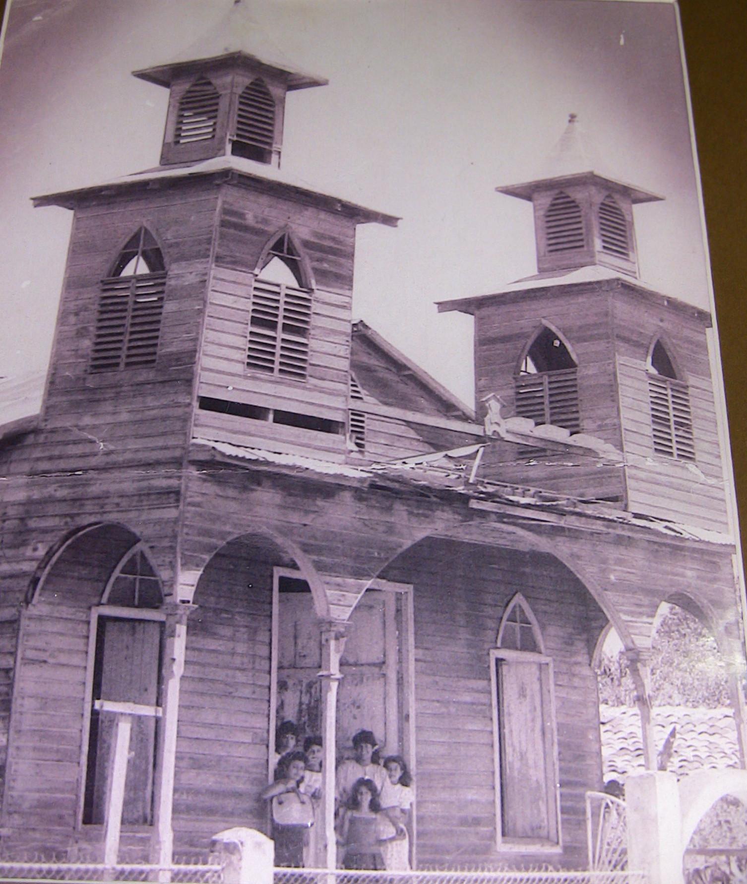 Cespedes Church old.jpg