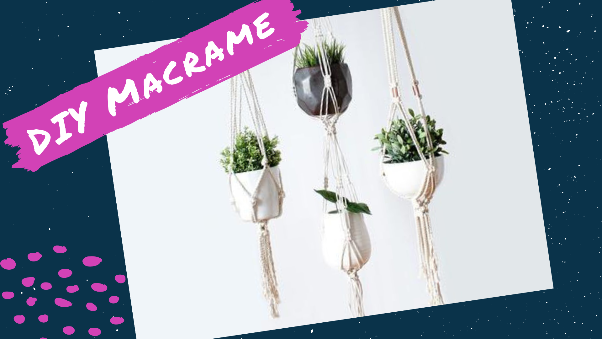 DIY-macrame