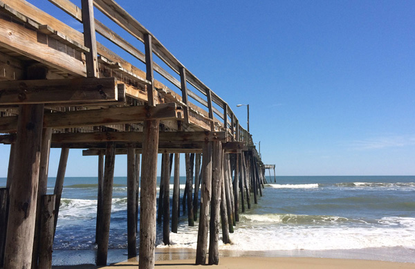 Nags Head, N.C. - One source of inspiration!