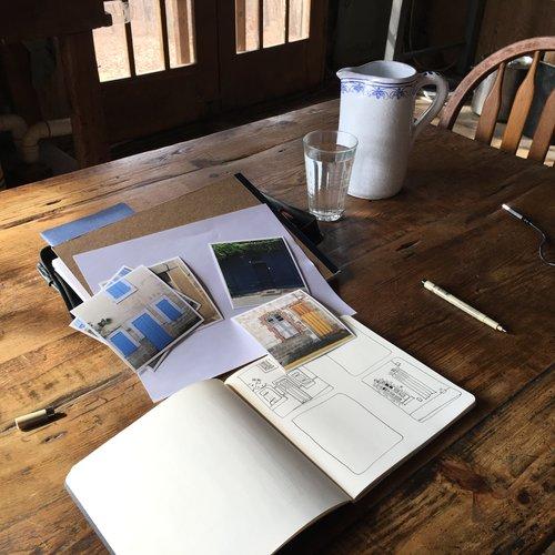 reneshoemaker sketchbook