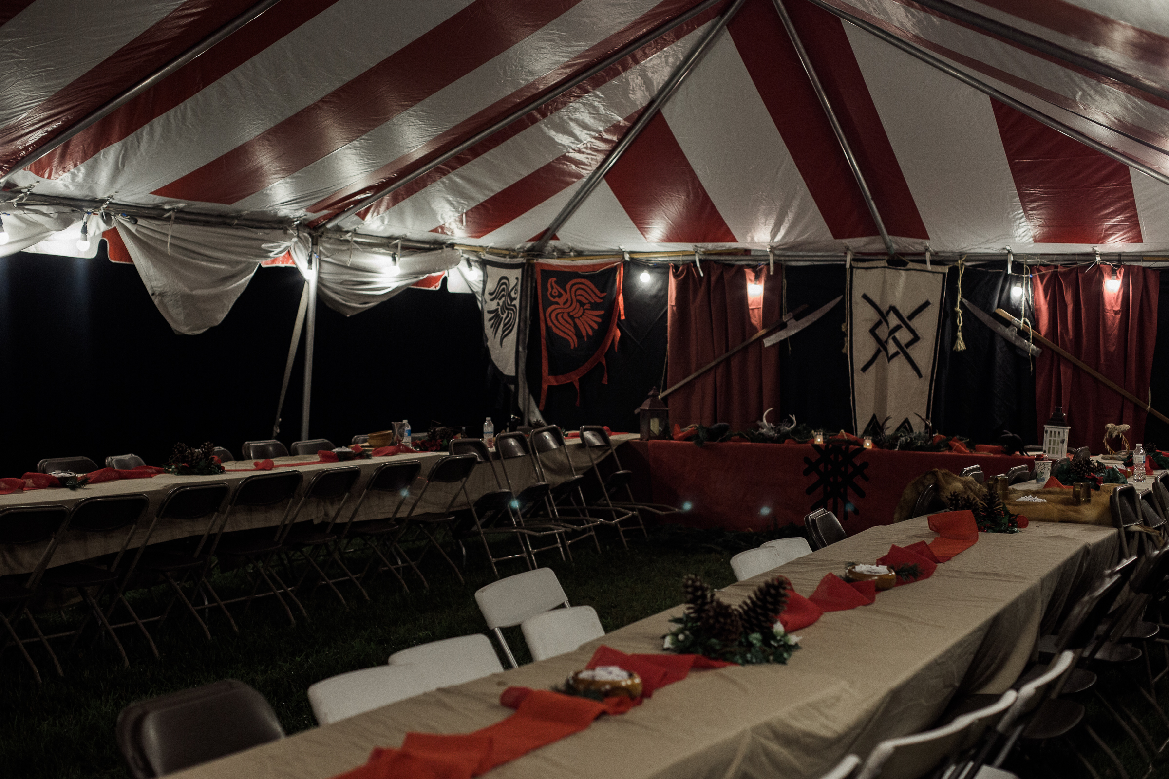 The great feast hall