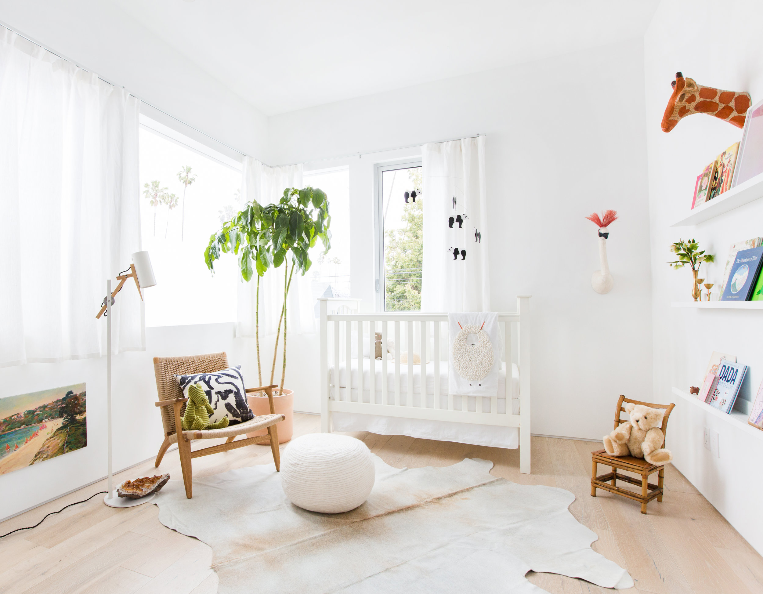 Chic Baby Furniture - We're all for sophisticated baby nurseries. If you're in the market for stylish items to outfit a room for a bundle of joy in your life, consider these options from a selection of brands on Dering Hall.