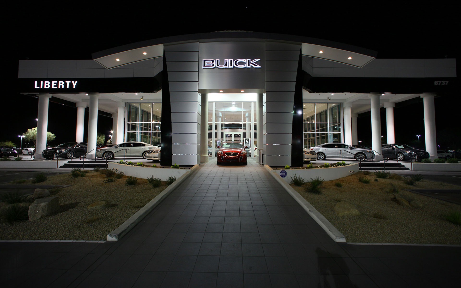 Liberty Buick