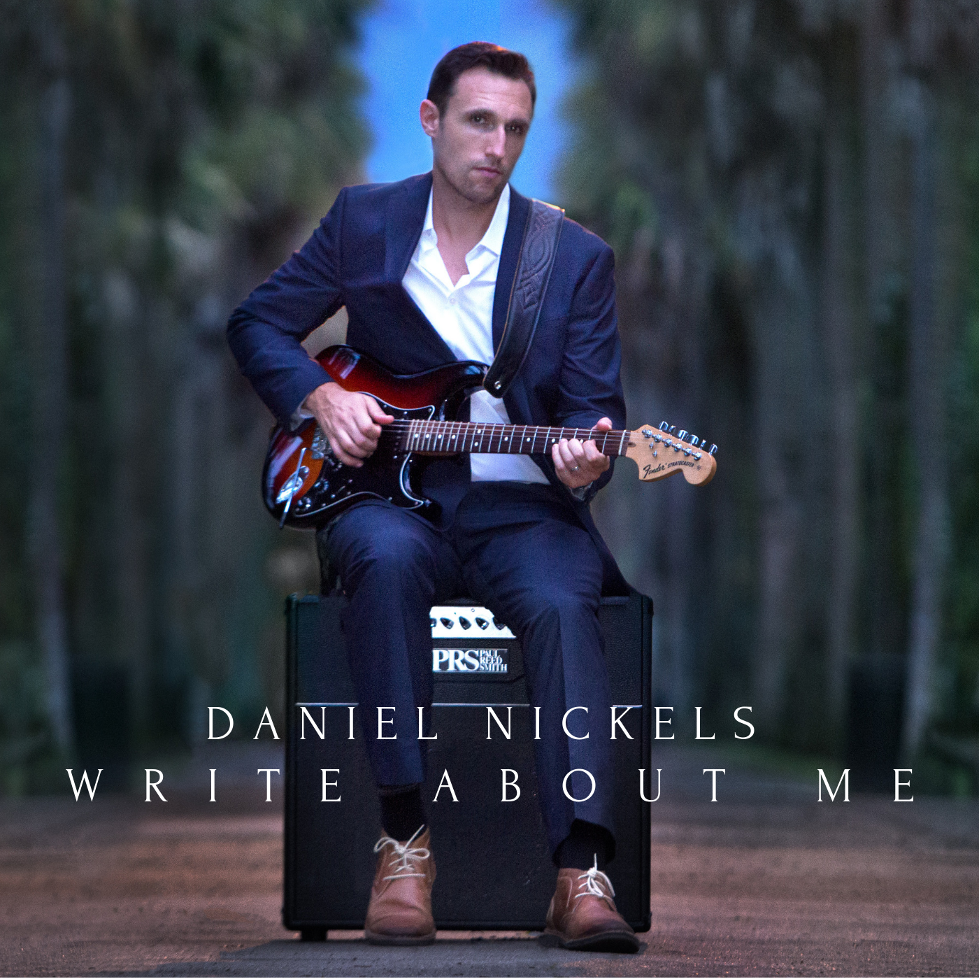 Daniel Nickels Write About Me Single