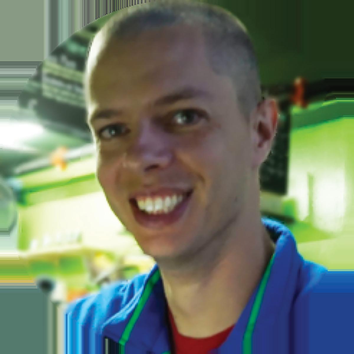 Jacob  Co-founder. Typist/Programmer.. Self-defense instructor.