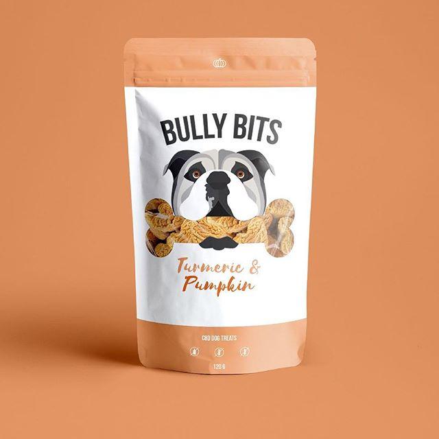 3 of 3 Packaging designs for @canna9wellness Tumeric & Pumpkin 🐶🐕🐩⠀ .⠀ .⠀ .⠀ .⠀ .⠀ #iistudio #iicreativestudio #graphicdesign #design #graphics #graphicdesigncentral #illustrator #photoshop #Vancouver #yvr #canada #May #monday #mondayfunday ⠀ #print #business #packaging #packagingdesign #marketing #dog #cbd #bullybits #treats #tumeric  #pumpkin #gmofree #wheatfree #soyfree #petsupplies #missenvybotanicals
