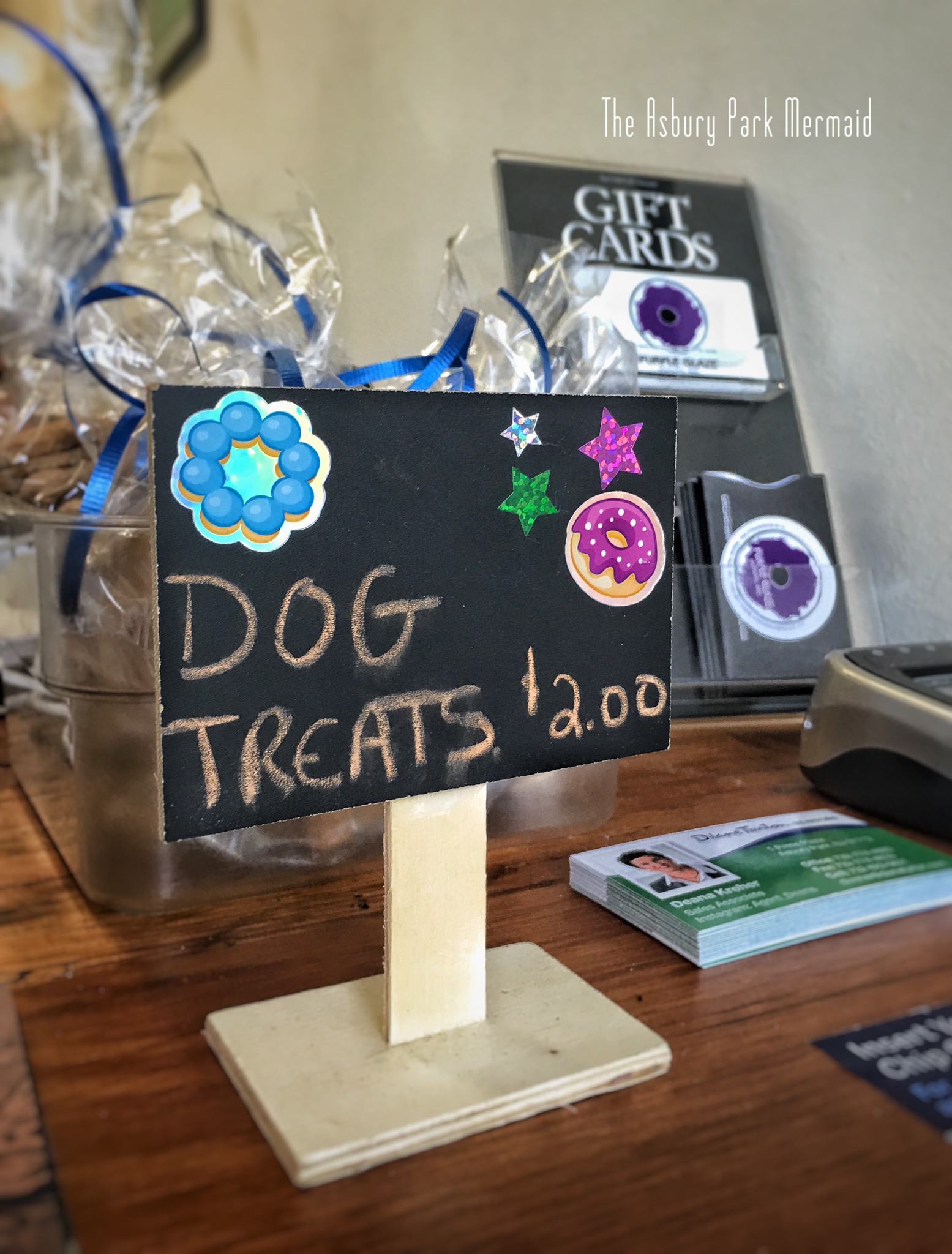treats for your pup, too.