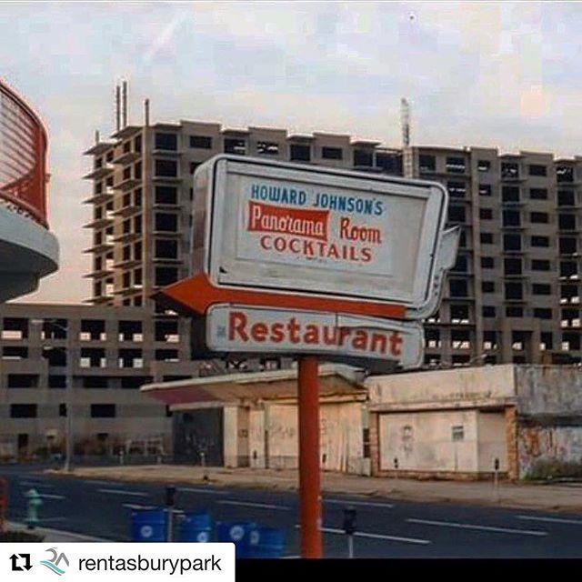 #Repost @rentasburypark ・・・ The abandoned Howard Johnson's, during Asbury Park's doldrum years. It now houses Tim McLoone's Super Club and The Robinson Ale House. #rentasburypark #tbt #howardjohnson #robinsonalehouse #timmcloonessupperclub #timmcloones #asburyparkwaterfront #asburyparkboardwalk #oldschool #throwbackthursday #doldrums #revival #asburypark #jshn #asburyparkhistory #asburyparknow #myasburypark #njspots #just_newjersey #njisntboring #njisbeautiful #jerseyshore #newjersey #jerseyshoreinmotion #apnj #findyourplace