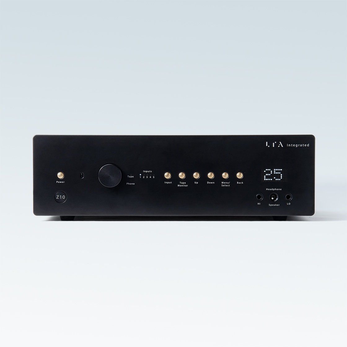 ZOTL10 Mk II Amplifier — Linear Tube Audio