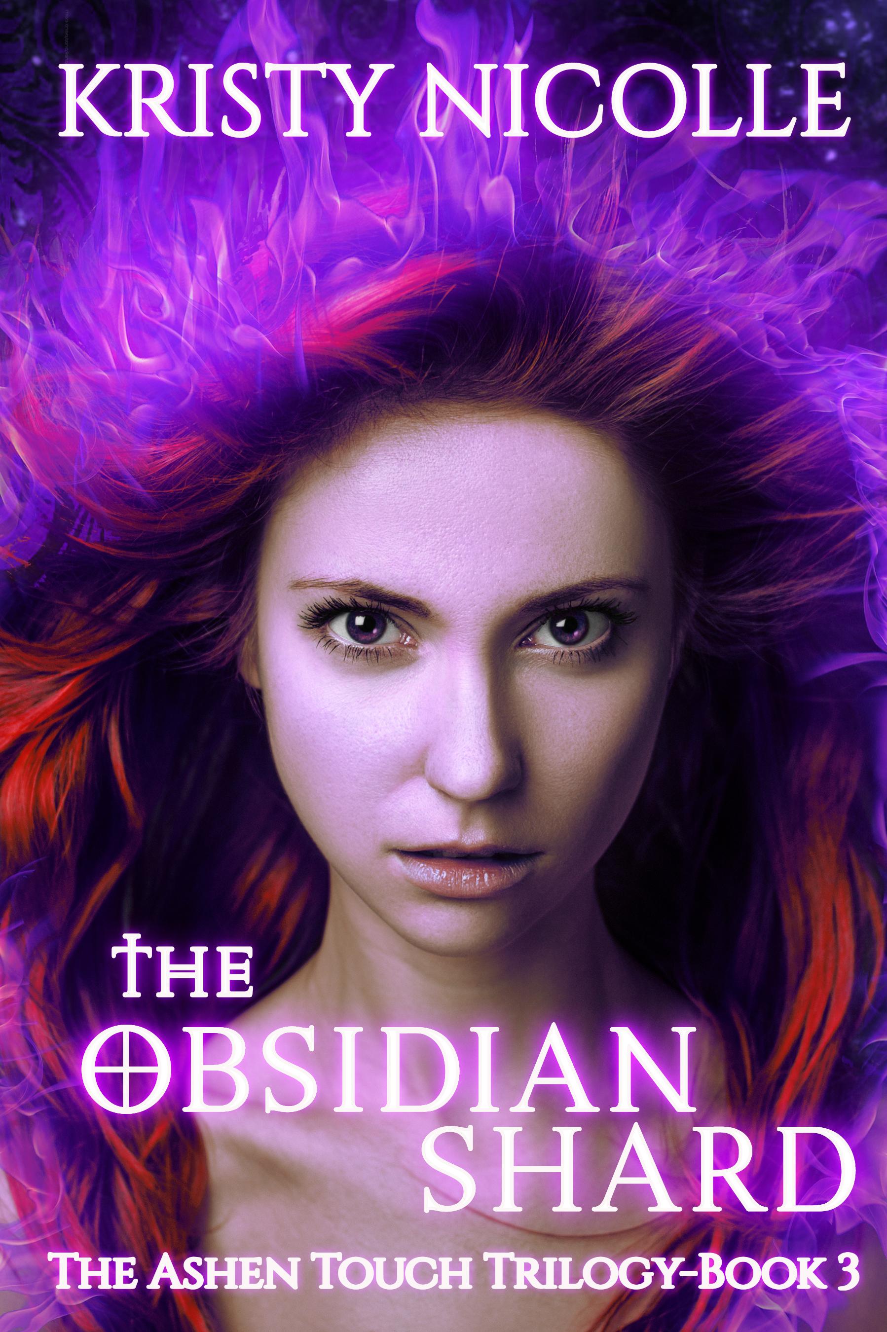The Obsidian Shard- Dark Urban Fantasy Romance