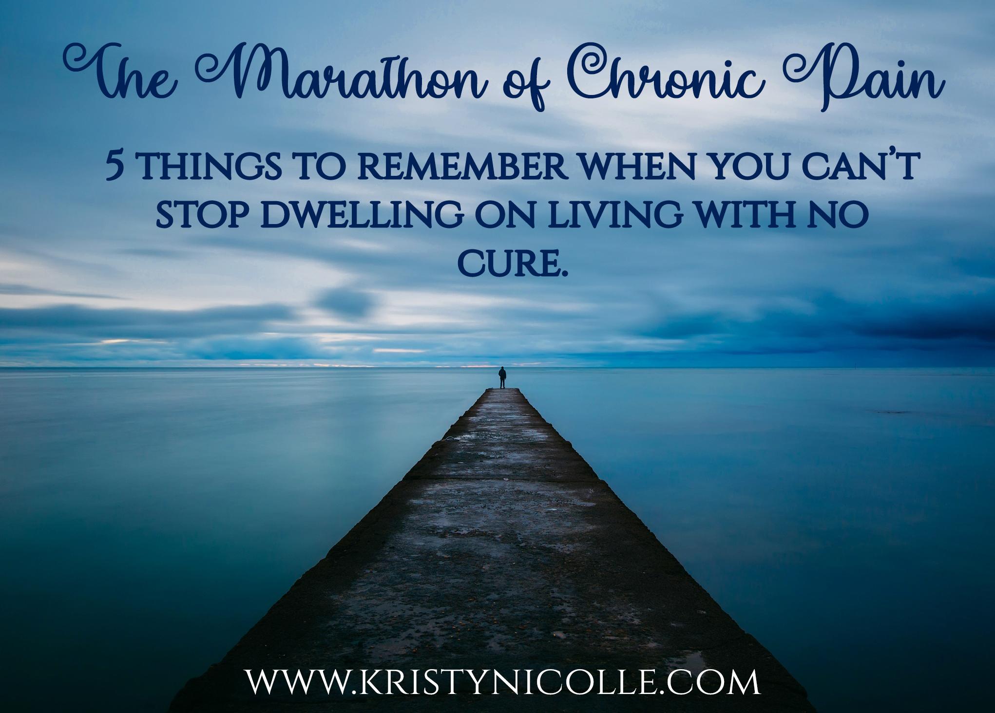 Chronic Pain Tips Kristy Nicolle