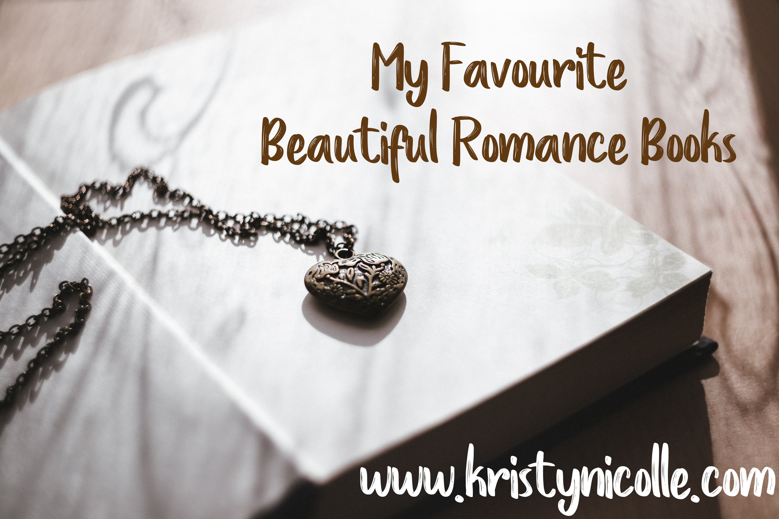 My Favourite Beautiful Romance Books