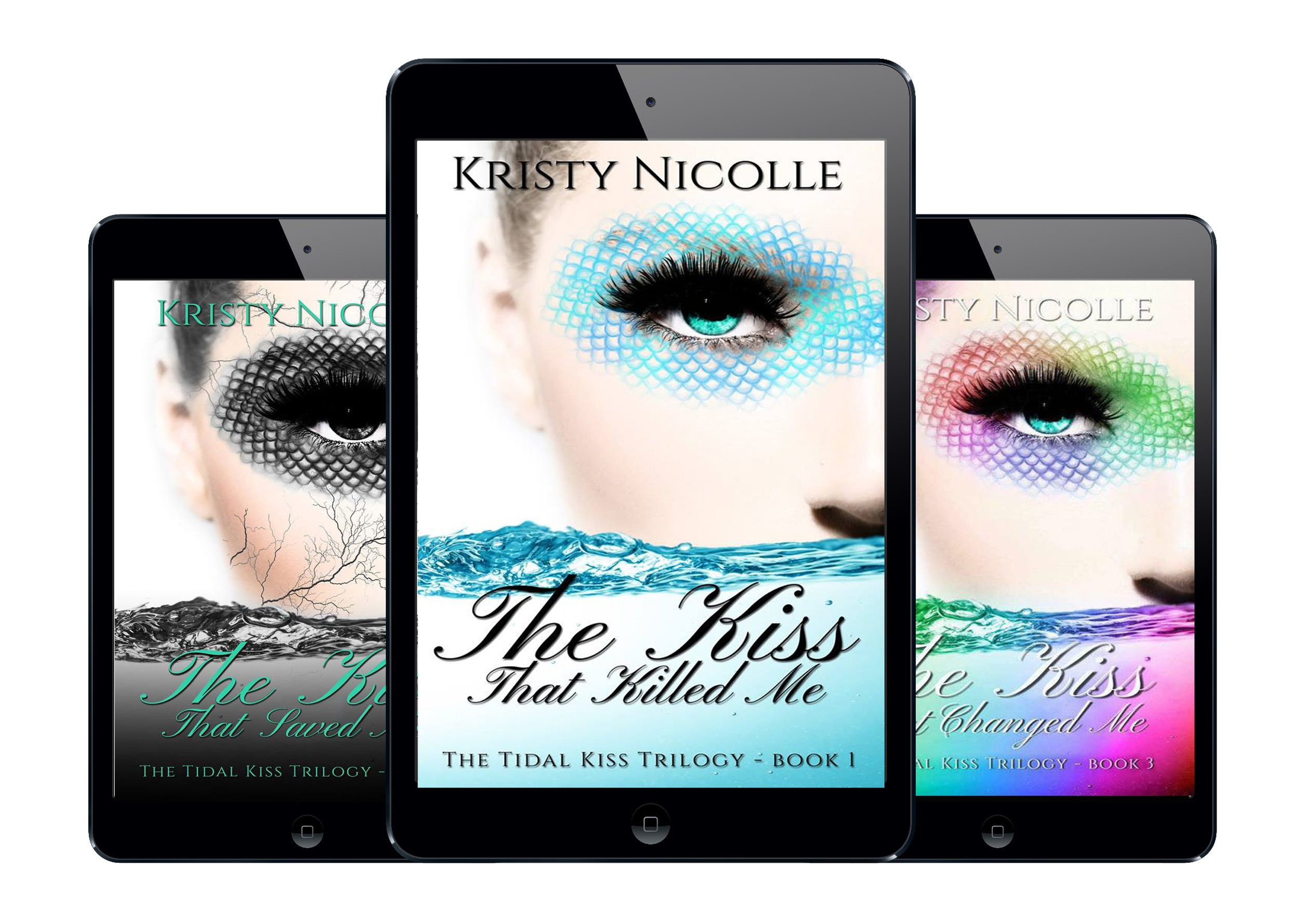 TIDAL+KISS+TRILOGY+BY+KRISTY+NICOLLE