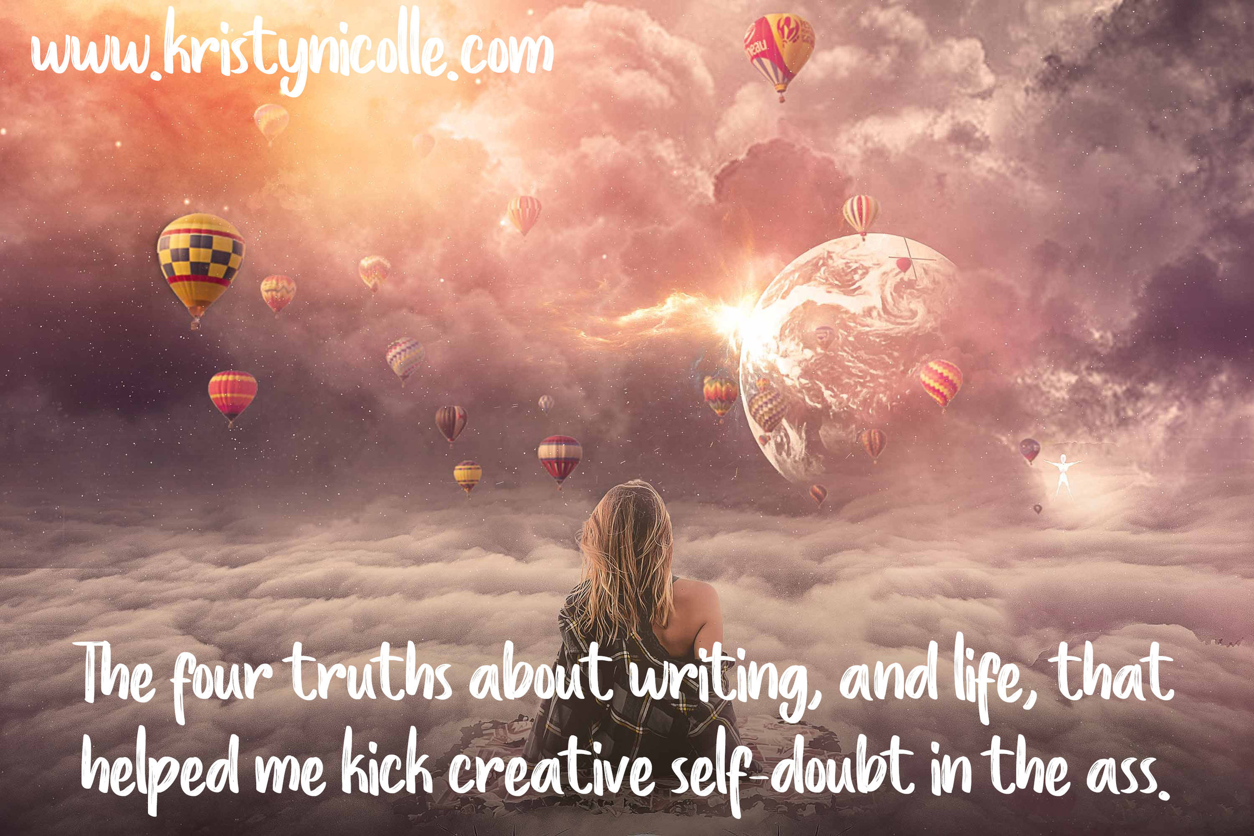 Creative Self Doubt Kristy Nicolle