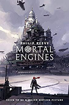 Mortal Engines Recommended by Kristy Nicolle
