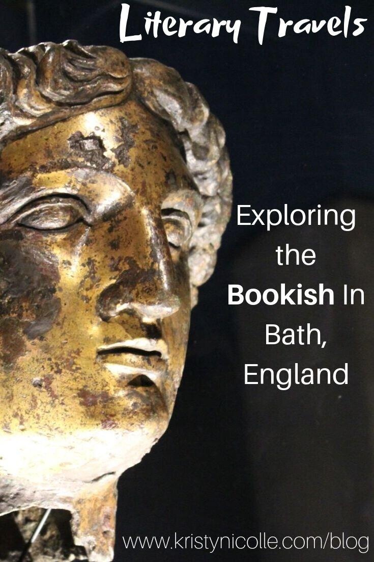 Literary travels, Bath England