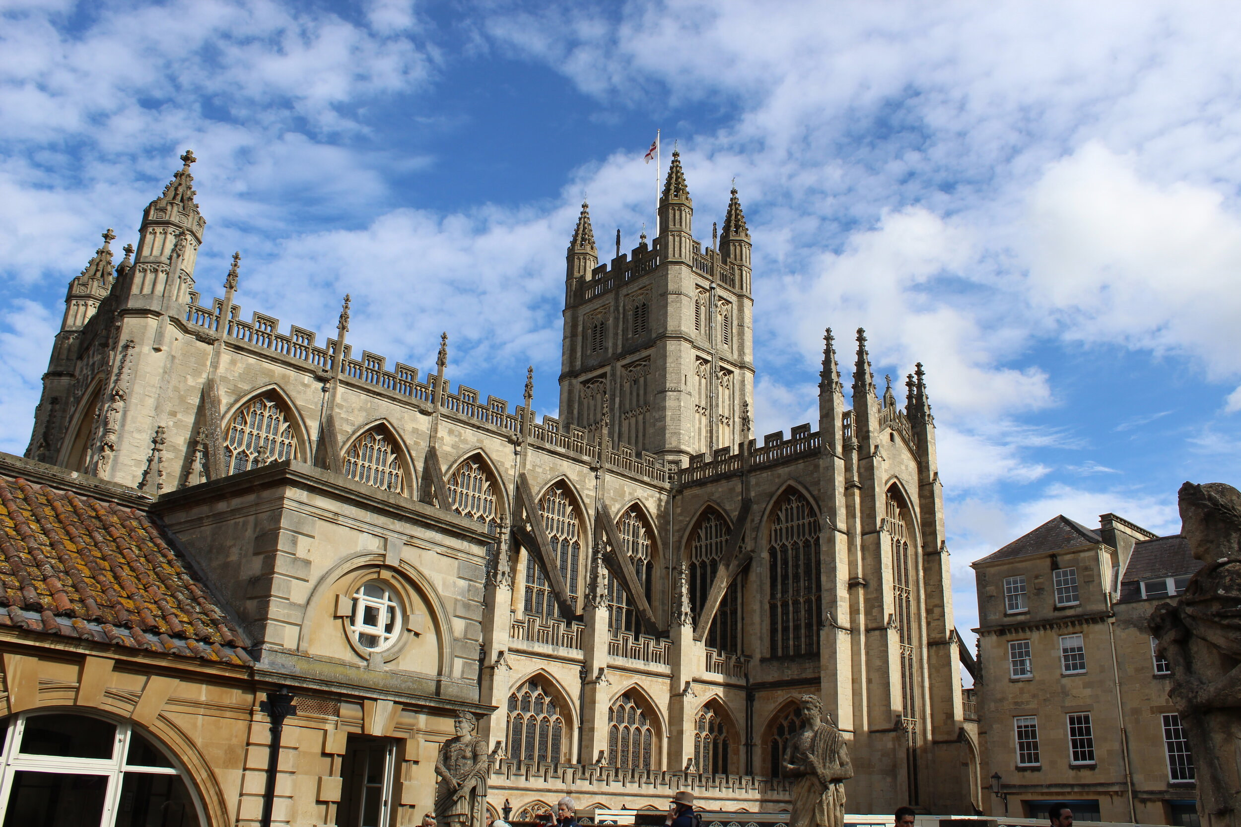 Literary Travels- Bookish in Bath, England