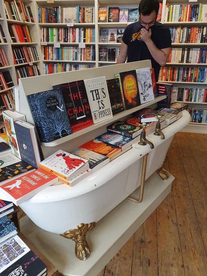 Mr B's Book Emporium of Reading Delights