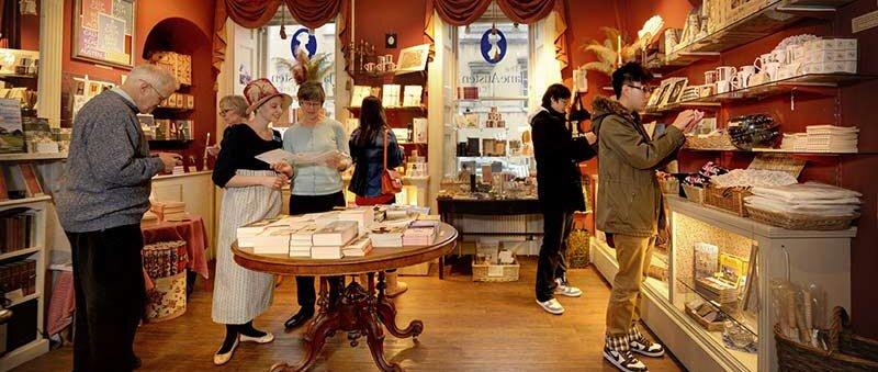 Image Courtesy of The Jane Austen Centre Website