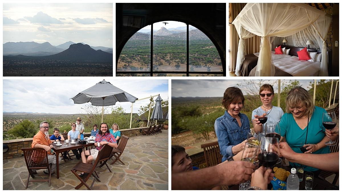 B2Gold hospitality Nambia