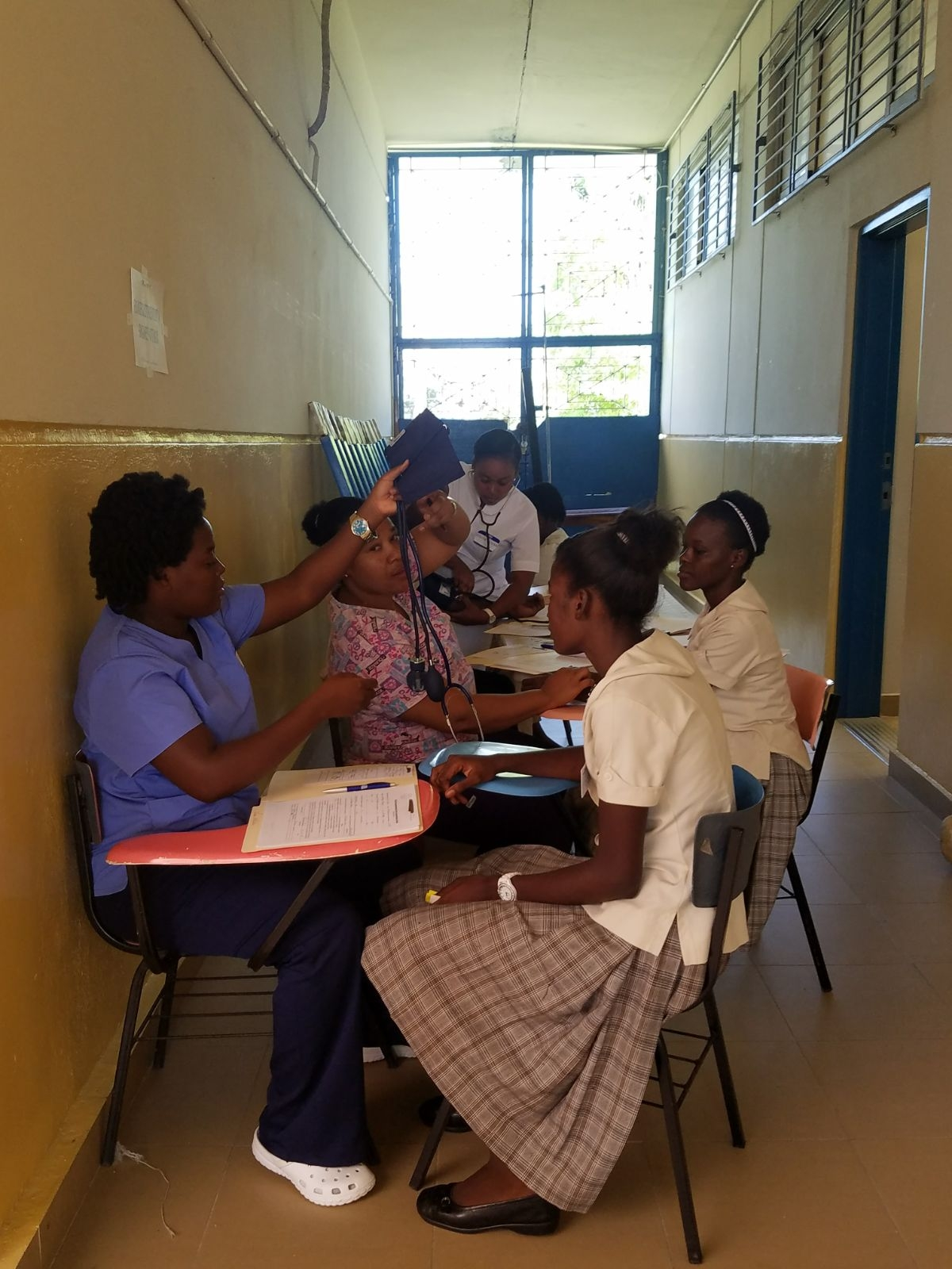 Health assessments are conducted at FSIL