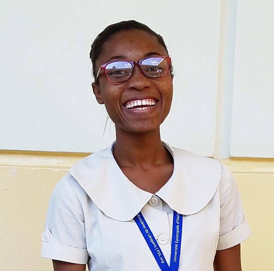 2nd-year student ambassador: Cassandre Bel-Ange Roger